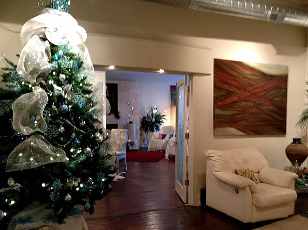 Christmas in the Loft and Gallery